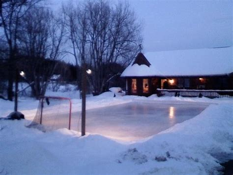 Best Backyard Hockey Rinks by 17 Best Ideas About Rink On Fairbanks