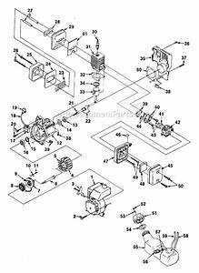 Homelite Ap125 Parts List And Diagram
