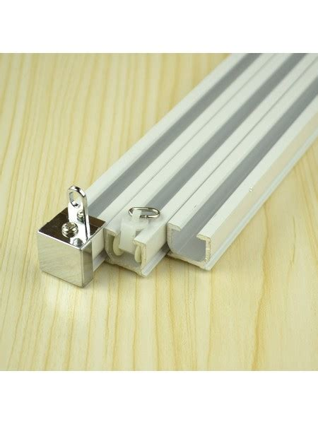 ceiling mounted curtain track chr7720 ceiling mounted or wall mounted single curtain
