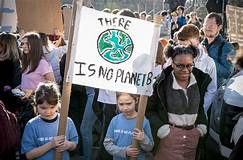 Children against climate