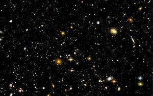 Hubble Ultra Deep Field Wallpapers - Wallpaper Cave
