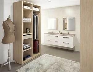 Dressing Ouvert Pas Cher : armoire dressing ouvert dans chambre parentale ~ Melissatoandfro.com Idées de Décoration