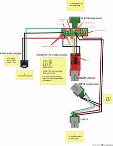 Wiring Diagram Of Usb Otg Y Cable