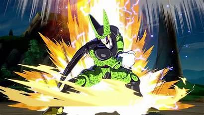 Dragon Ball Fighterz Cell Kamehameha 4k Dbz