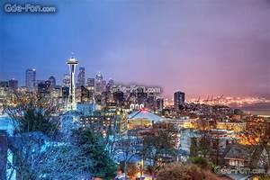 Seattle Washington Wallpaper - WallpaperSafari