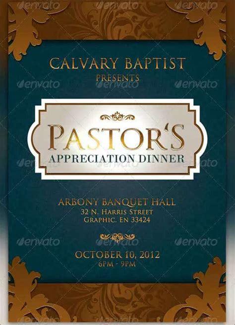 appreciation dinner invitations word psd ai