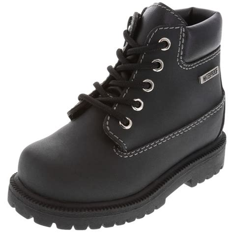 boys toddler waterproof boot smartfit payless shoes