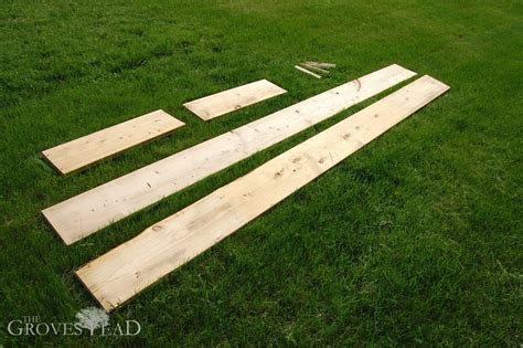 Building Raised Bed Gardens, Stepbystep  The Grovestead