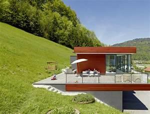 Häuser Am Hang Bilder : architektenh user sonnige s dterrasse bild 5 sch ner wohnen ~ Eleganceandgraceweddings.com Haus und Dekorationen