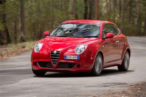 2014 Alfa Romeo Mito 3dr Hatch Range  Goauto  Our Opinion