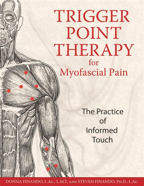 trigger point therapy  myofascial pain