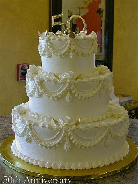 Elegant  Cake Inspi Ion Th  Ee  Anniversary Ee   Cakes