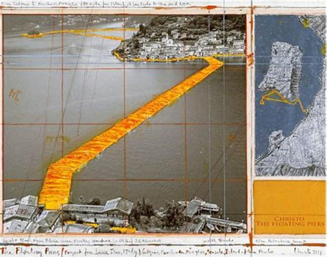 """Christos Neues Projekt In 2016 """"the Floating Piers"""