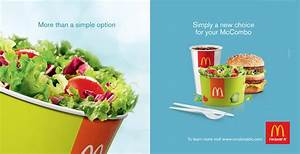 With Tastes Growing Healthier, McDonald's Aims to Adapt ...