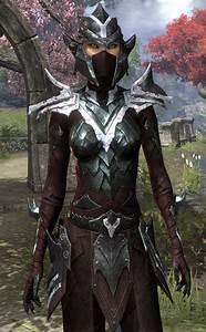 Elder Scrolls Online Xivkyn Rubedo Leather - ESO Fashion