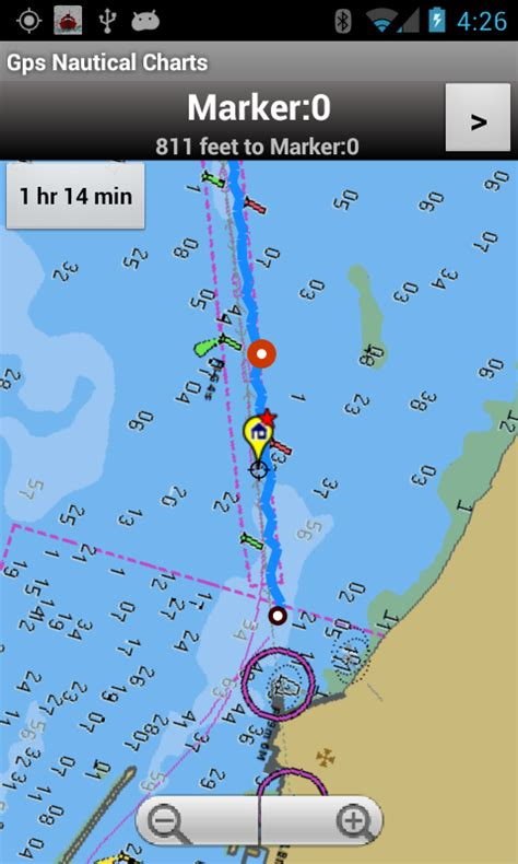 Boat Gps App Free by I Marine Apps Android Marine Apps