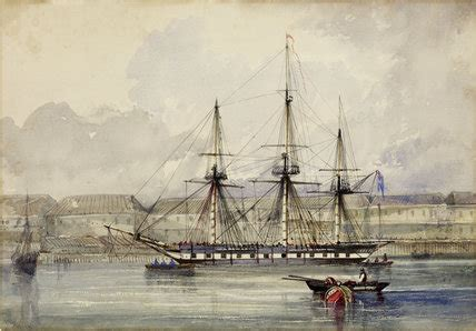 ship tory  west india docks   william