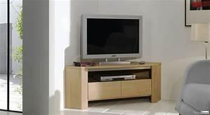 Meuble Tv En Coin : meubles richard ~ Teatrodelosmanantiales.com Idées de Décoration