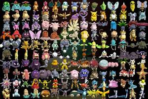 File 150 Pokemon from Pokemon Stadium