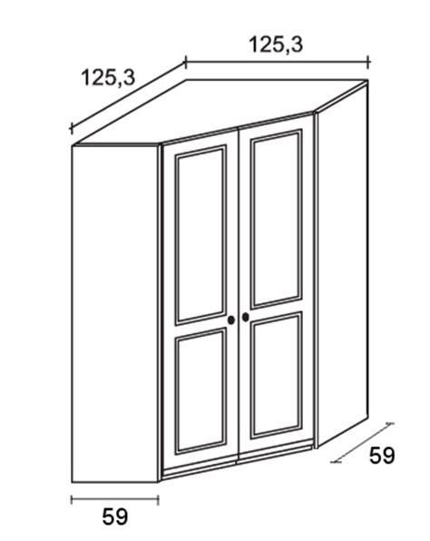 cabine armadio in legno cabina armadio ad angolo in legno scandola mobili