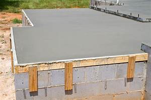 faire une dalle de beton pour garage evtod With faire une dalle beton garage