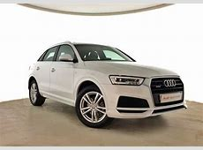 Used Audi Q3 on Finance from £50 per month no deposit