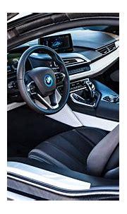 2015 BMW i8 Coupe - Interior | HD Wallpaper #17 | 1920x1080