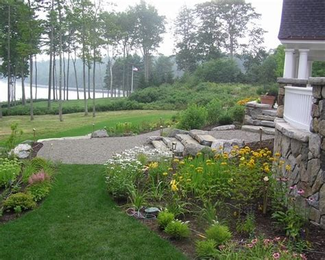 waterfront landscape design 15 best images about landscaping on pinterest fire pits traditional landscape and lakes