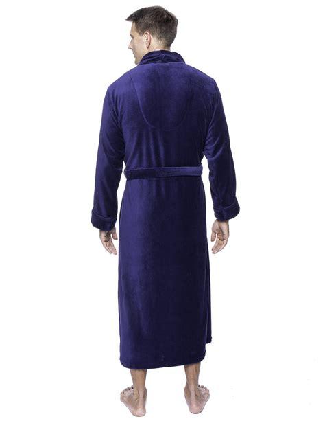 boat s coral fleece plush length robe noble mount