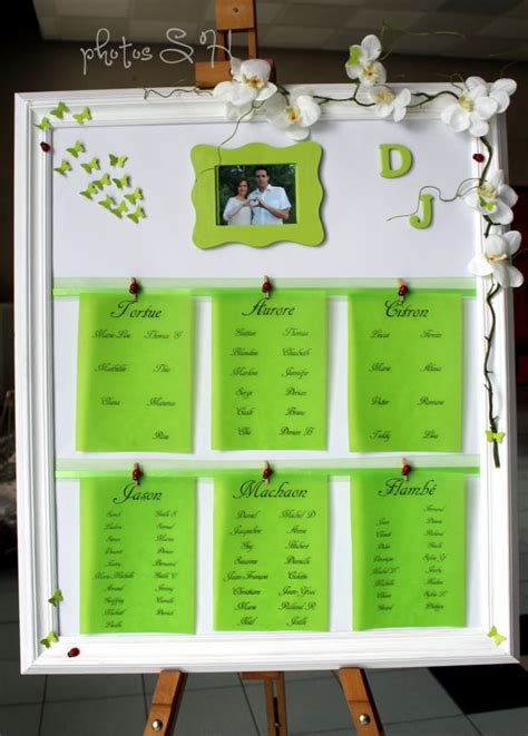 deco plan de table d 233 co mariage plan de table vent du soir