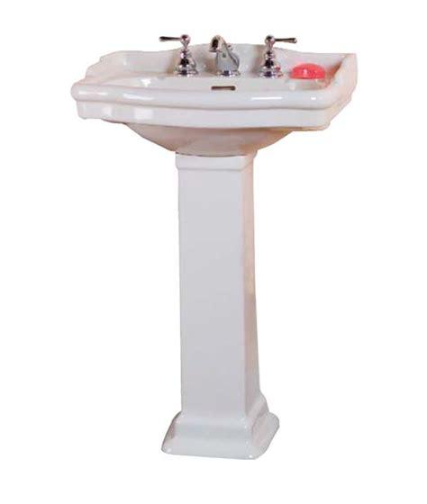 Pedestal Sink Mounting Bracket by Stanford 550 Sink
