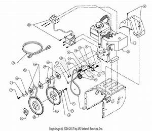 Mtd 31ae765f118  1998  Parts Diagram For Belt Drive