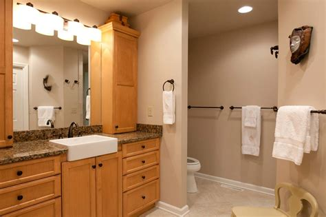 emergency bathroom remodeling   york toilet