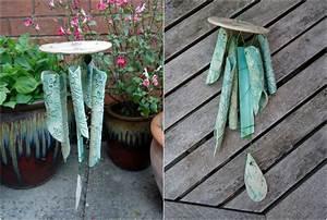 Keramik Für Den Garten : t pfern ideen f r den garten 20 tolle anregungen zum nachmachen ~ Buech-reservation.com Haus und Dekorationen