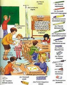 Klassenzimmer Learning German Learn Deutsch Deutsch