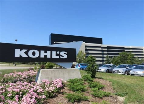 Kohl's Corp. Earnings Jump, Despite Sales Dip