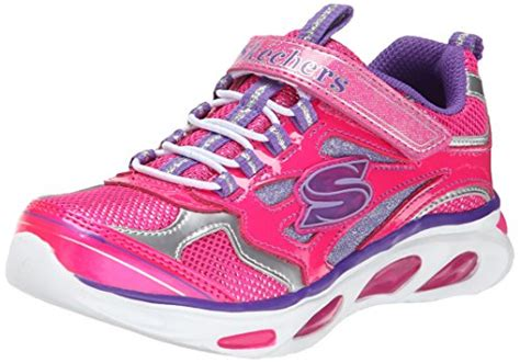 skechers light up shoes toddler skechers blissful light up sneaker import it all