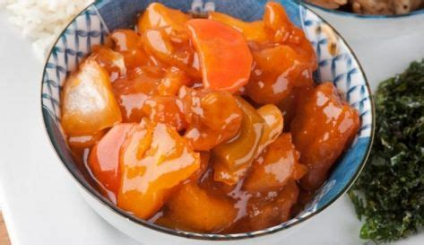 Ķīnas saldskābā mērce ziemas krājumiem   Recipe (With ...