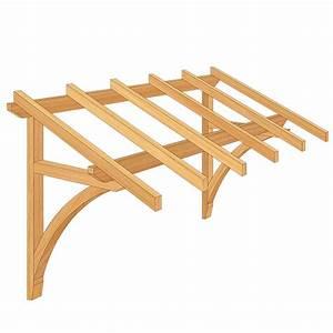 Vordach Holz Komplett : pultvordach bellinzona kaufen gestell aus fichtenholz ~ Articles-book.com Haus und Dekorationen
