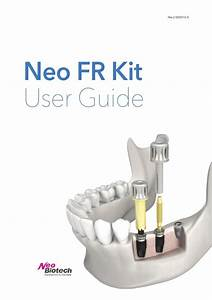 Fr Kit User Guide