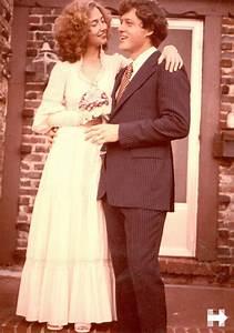 hillary clinton39s wedding photos wedded wonderland With hillary clinton wedding dress