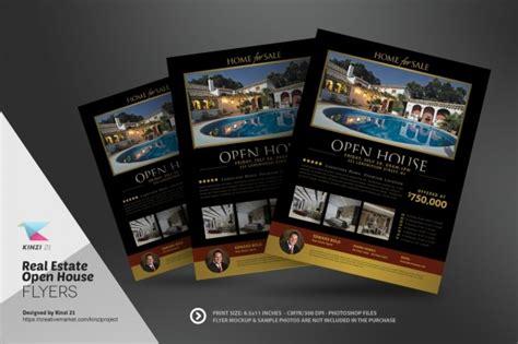 elegant real estate flyer designs  ms word