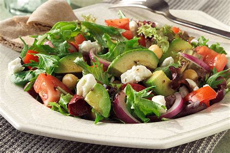 feta cheese mediterranean salad kraft recipes