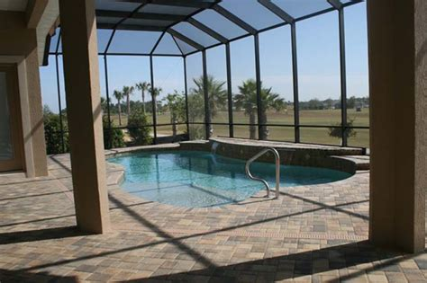 Fiberglass Pool Deck