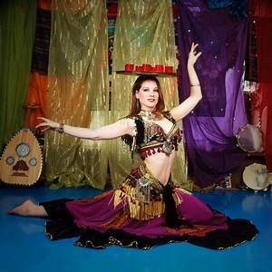 Melina teaches Belly Dance classes lessons in Newton ...