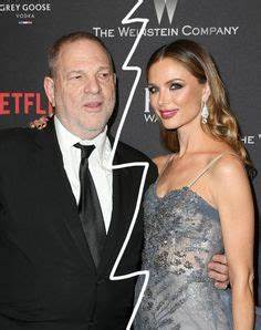 CEO of TWC Harvey Weinstein and Actress Marion Cotillard ...