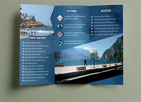 travel brochures  illustrator indmesign ms word