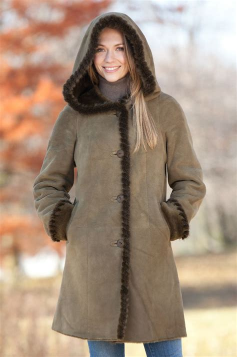 Ways To Wear Shearling For Fall And Winter Glam Radar