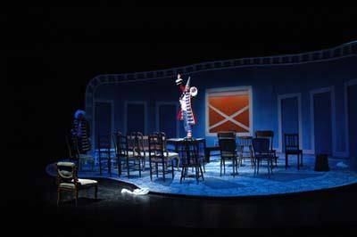 Ionesco Le Sedie The Chairs Le Sedie By Eugene Ionesco Directed By