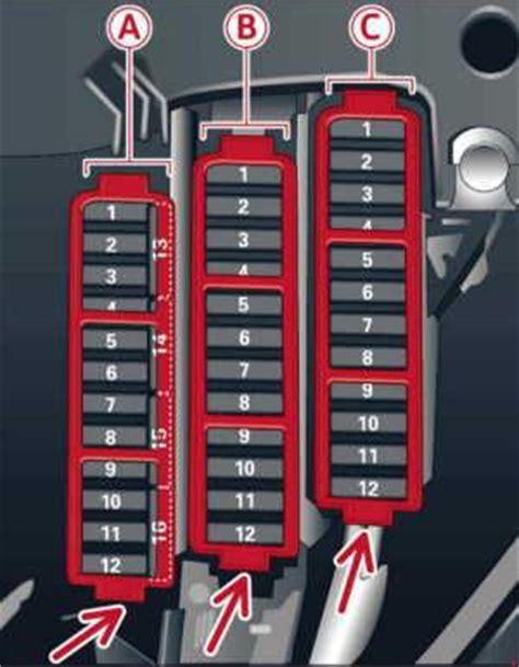 Audi A5 Fuse Diagram 13 16 audi a5 fuse box diagram